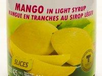 Mango szeletek szirupban - 425g Elephants