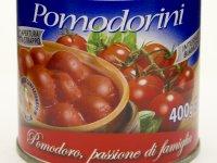 Koktélparadicsom Konzerv, Pomodorini 400 g