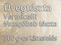 Üvegtészta, ázsiai Vermicelli tészta 500g