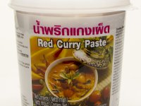 Piros Curry Thaiföldi Főzőpaszta - 32 adag