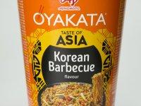 Koreai Barbecue Instant Tészta - OYAKATA