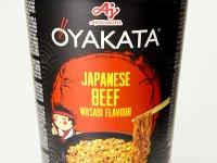 Japán Marhahús Instant Tészta, Wasabival - OYAKATA