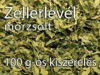 Zellerlevél, morzsolt - 100 g-os kiszerelés