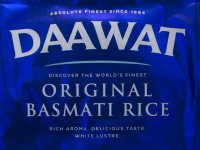 Rizs - Basmati, Original Daawat 5 kg