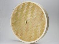 Bambusz Gőzölő - 25cm Fedő tartozék