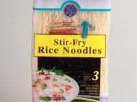 Rizstészta, Stir Fry, Wok tészta