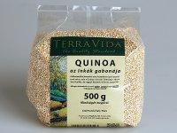 Quinoa, az Inkák gabonája