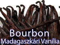 Vanília, Madagaszkári Bourbon, Príma osztály, 3 szál