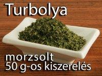 Turbolya, morzsolt - 50 g-os kiszerelés