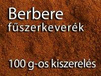 Berbere fűszerkeverék - 100 g-os kiszerelés