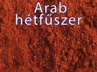 Arab hétfűszer keverék