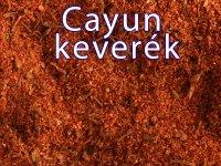 Cayun fűszerkeverék (Cajun)