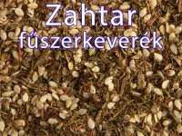 Zahtar vagy Za'atar Fűszerkeverék