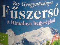 Himalaya só, Gyógynövényes, Bio