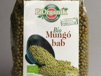 Mungó Bab, Bio - Csíráztatásra