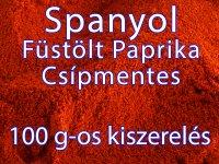 Füstölt Paprika - Spanyol Édes 100g