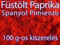 Füstölt Paprika - Spanyol Csípős 100g