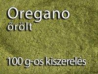 Oregano, őrölt, 100 g-os kiszerelés