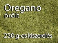 Oregano, őrölt, 250 g-os kiszerelés