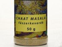 Chaat Masala Fűszerkeverék - Fűszerszóróban 50g