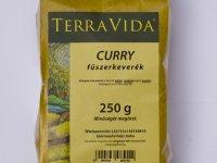 Curry Fűszerkeverék - 250 g-os kiszerelés