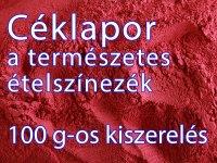 Céklapor - 100 g-os kiszerelés