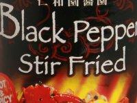 Feketebors Grill- és Wokszósz - Black Pepper Szósz HB