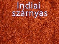 Indiai Szárnyas Fűszerkeverék