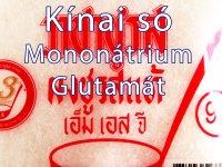 Mononátrium-Glutamát, Kínai só