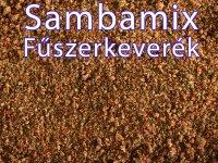 Sambamix Fűszerkeverék - a brazil ízvilág