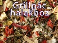 Grillpác - Halakhoz