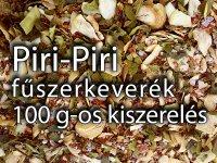 Piri-Piri Fűszerkeverék - 100 g-os kiszerelés