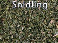 Snidling, Metélőhagyma, szárított