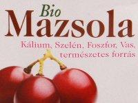 Mazsola, Bio