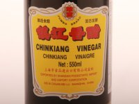 Chinkiang feketerizs ecet