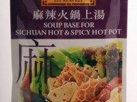 Szechuáni csípős levesalap, Hot Pot