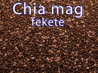 Chia Mag Fekete - 100 g