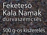 Fekete Só, durva - Kala Namak 500 g-os kiszerelés