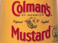 Mustár - Colman's angol mustár, 100 g-os