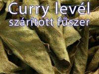 Curry levél, szárított