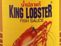 Halszósz - King Lobster Prémium 200 ml