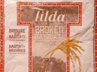 Rizs - Basmati tört, TILDA, indiai