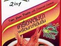 Tom Yum Fűszerpaszta 2 az 1-ben, Kókuszkrémmel - Lobo
