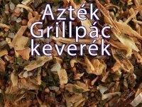 Grillpác - Azték