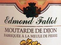 Mustár - Dijoni, Edmond Fallot