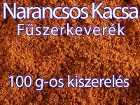 Narancsos Kacsa Fűszerkeverék - 100 g-os kiszerelés