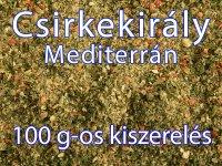 Csirkekirály Mediterrán Fűszerkeverék - 100g-os kiszerelés