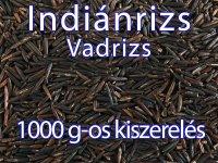 Rizs - Indiánrizs, Vadrizs 1 kg-os kiszerelés