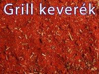 Grill fűszerkeverék
