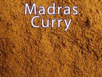 Curry, Madras Fűszerkeverék